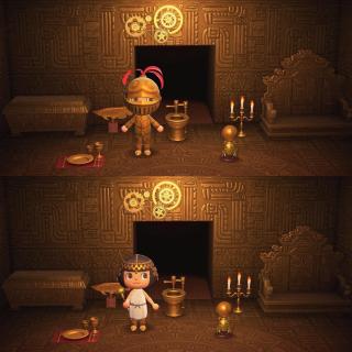 Recipe | GOLD GOLDEN SET DIY