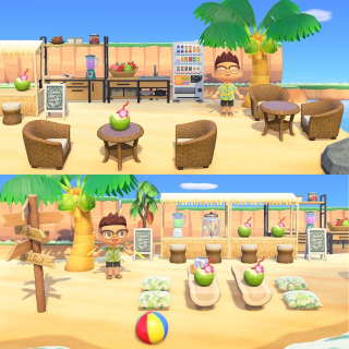 Furniture | OUTDOOR BEACH CAFE