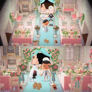 Furniture | Cute Wedding FULL SET