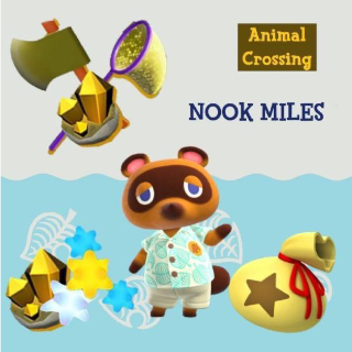Nook Miles Tickets | 200x