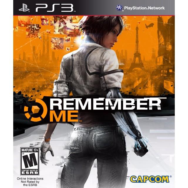 Remember Me PS3 Digital Game Download - PS3 Games