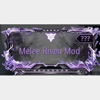 Item Bundle | 6X Melee Riven Mod (MR8)
