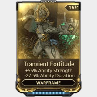 Mod   Transient Fortitude MAX
