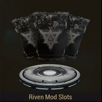Item Bundle | 3 X Riven Mod Slot