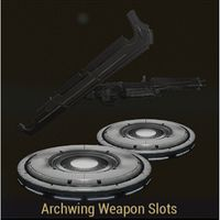Item Bundle | 6 X Archwing Weapon Slot