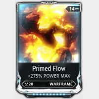 Mod | Primed Flow MAXED