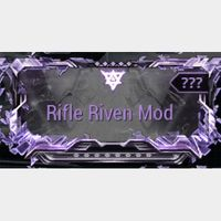 Item Bundle | 6X Rifle Riven Mod (MR8)