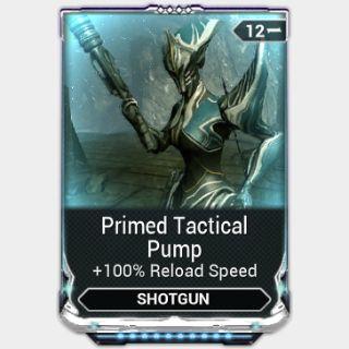 Mod   Primed Tactical Pump MAX