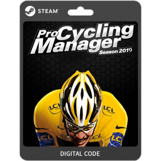 Pro Cycling Manager 2019 (Steam Global Key) instant
