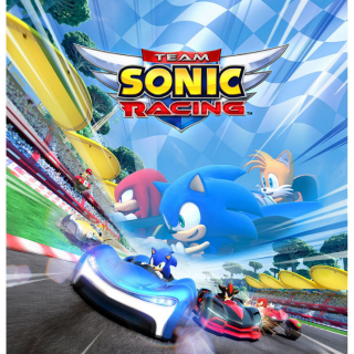 Team Sonic Racing (Switch Euro Code) instant