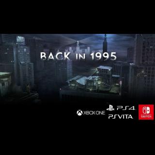 Back in 1995 (Xb1 Code) instant