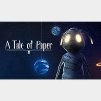 A Tale of Paper  (PS4 Europe code) instant