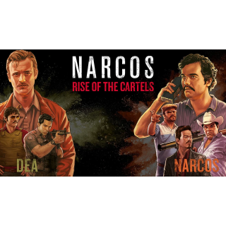 NARCOS RISE OF THE CARTELS (Xb1 Code)! Instant