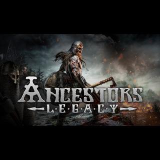 Ancestors Legacy (PS4 EU code) instant