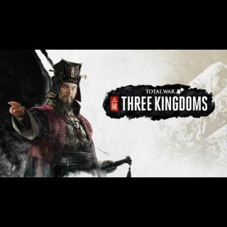 Total War: THREE KINGDOMS (Steam Global key) instant