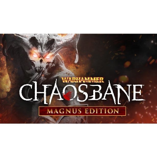 Warhammer: Chaosbane Magnus Edition +  Pre-Order (Xb1 Code) instant limit time offer