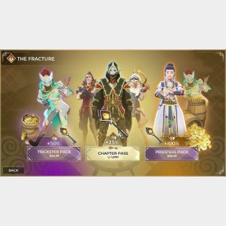 Spellbreak - Priestess Chapter Pack   (PlayStation NA code) instant