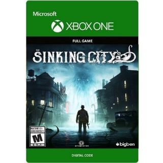 The Sinking City (Xbox One Code) instant