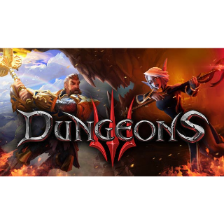 Dungeons 3! (Xb1 Code) instant