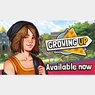 Growing Up (Steam Global Key) instant