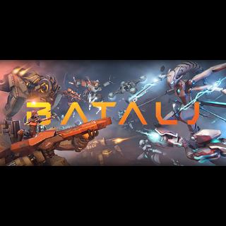 BATALJ (Steam Global Key) instant
