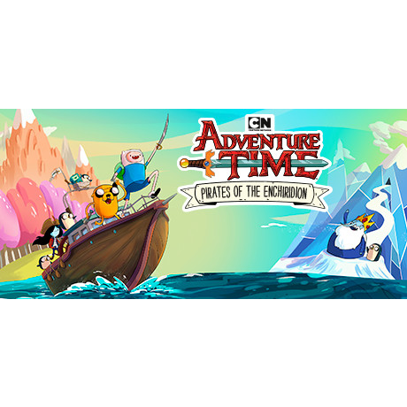 Adventure Time: Pirates of the Enchiridion (Switch NA US) Instant