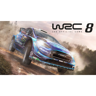 WRC 8 FIA World Rally Championship (Switch USA Code) instant