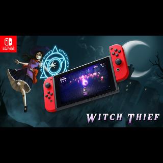 Witch Thief (Switch USA Code) instant
