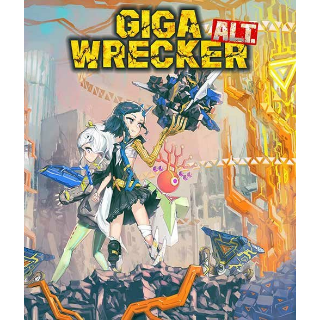 Giga Wrecker Alt (Xb1 Code) instant