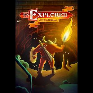 Unexplored Unlocked Edition (XB1 Code) instant