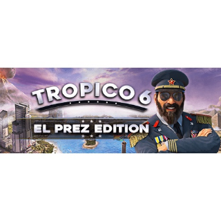 Tropico 6 El Prez edition (Steam Key GLOBAL) Instant