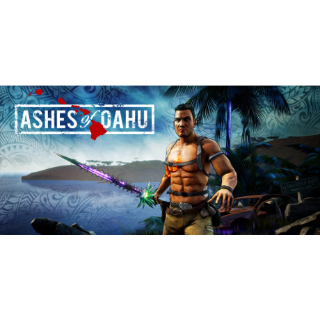 Ashes of Oahu (Steam Global key) instant