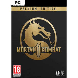 Mortal Kombat 11 premium edition (Steam Global Key)