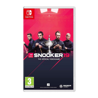 Snooker 19 (Switch USA Code) instant