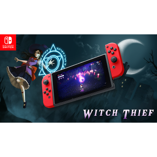 Witch Thief (Switch USA Code) instant