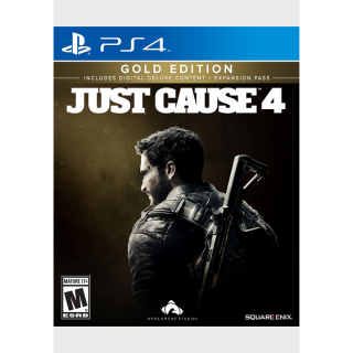 Just Cause 4 (PS4 Europe code) instant