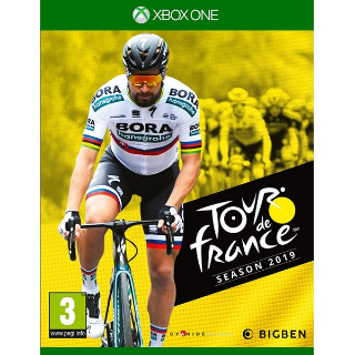 Tour De France 2019 (XB1 Code) instant