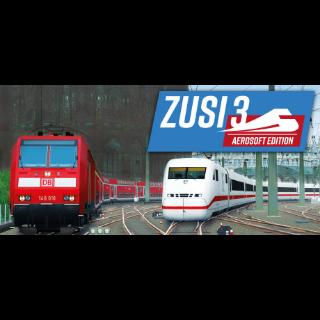 ZUSI 3 - Aerosoft Edition (Steam Global key) instant