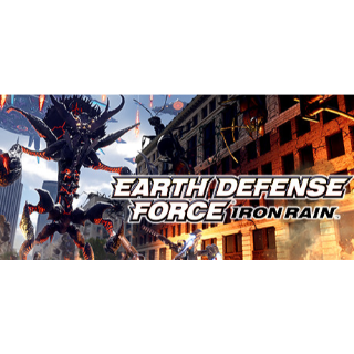 EARTH DEFENSE FORCE: IRON RAIN (Steam Global Key) instant