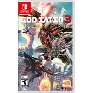 GOD EATER 3 (Switch Europe Code) instant
