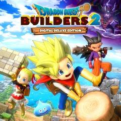 DRAGON QUEST BUILDERS 2 Digital Deluxe edition (PS4 Eu Code) instant