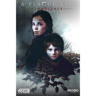 A Plague Tale: Innocence (Last Code) (PS4 Euro Code) instant