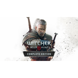 The Witcher 3: Wild Hunt — Complete Edition (Switch USA Code) instant
