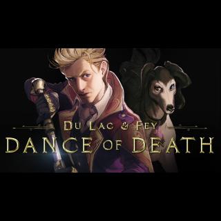 Dance of Death: Du Lac & Fey (Steam Global key) instant