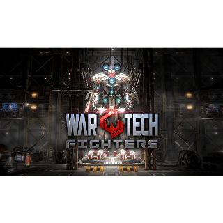 War Tech Fighters (Xb1 Code) instant