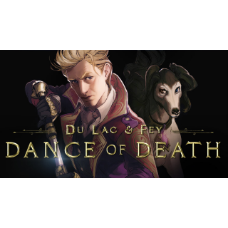 Dance of Death: Du Lac & Fey (Steam Global key) instant