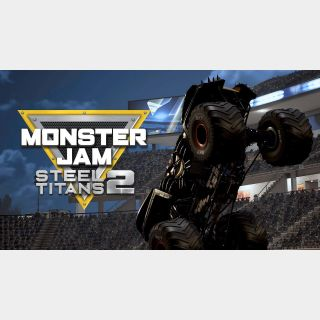 Monster Jam Steel Titans 2  (PS4 USA code) instant