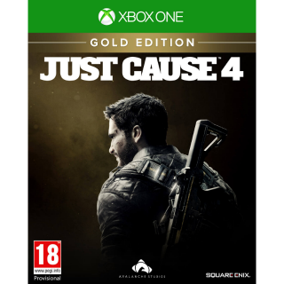 just cause 4 gold edition (xb1 Code) instant