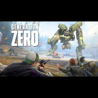 Generation Zero® (PS4 Europe code) instant
