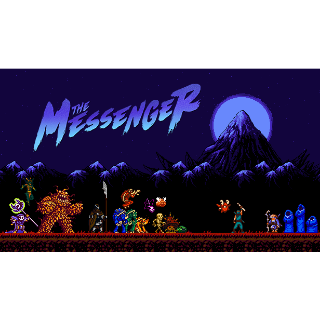 The Messenger (PS4 Europe Code) instant